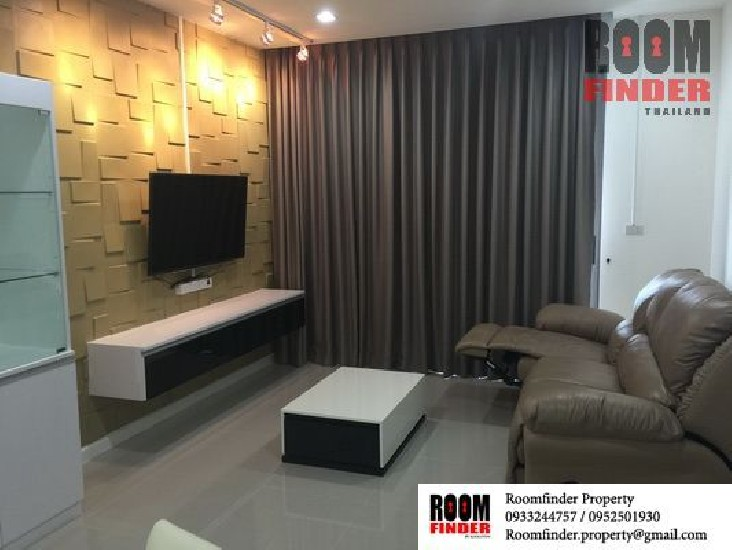 FOR RENT (สำหรับเช่า) Starview Rama 3 / 2 beds 2 baths / 77 Sqm.**35,000** High Floor. Riv