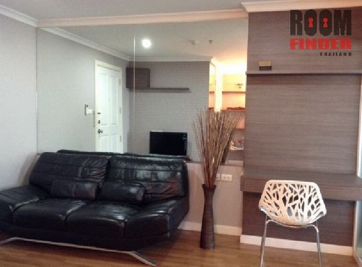 FOR RENT (สำหรับเช่า) Lumpini Place Rama 9 / 1 bed / 35 Sqm.**16,000** High Floor. Fully F