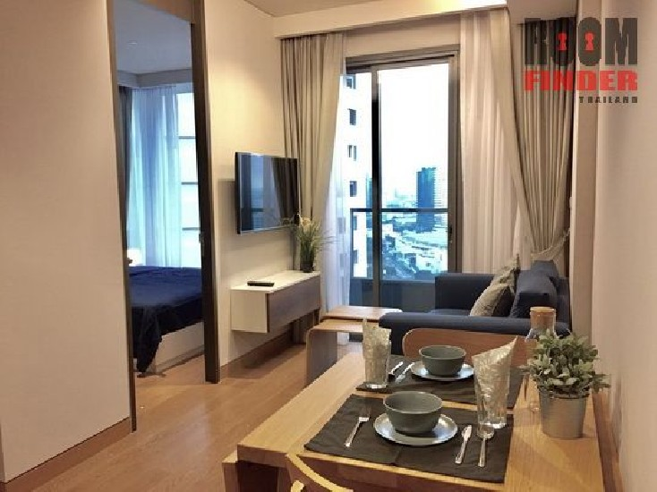 FOR RENT (สำหรับเช่า) The Lumpini Sukhumvit 24 / 1 bed / 32 Sqm.**28,000** Fully Furnished