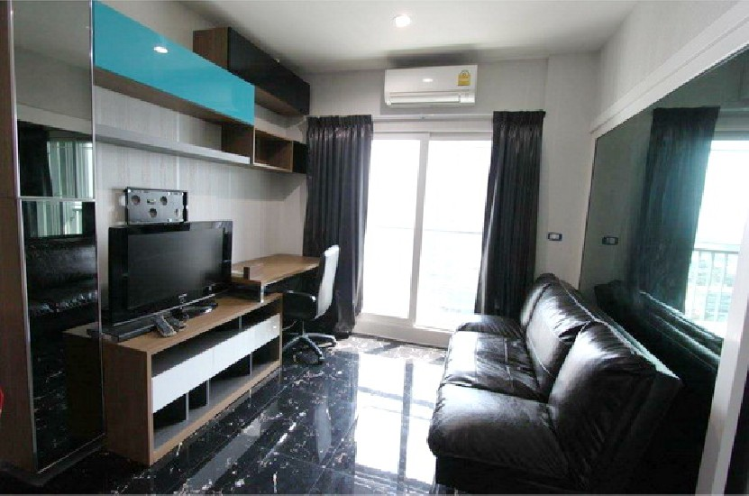 FOR RENT (สำหรับเช่า) The Key Wuttakard / 1 bed / 33 Sqm.**13,000** Modern Decorated. High