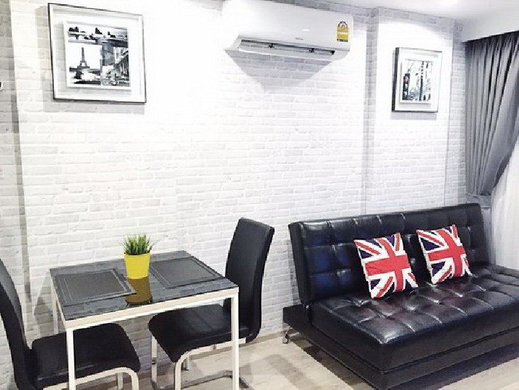 FOR RENT (สำหรับเช่า) Elio Del Ray Sukhumvit 64 / 1 bed / 34 Sqm.**14,000** Fully Furnishe