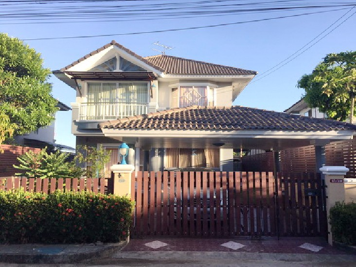 FOR RENT (สำหรับเช่า) SUPALAI VILLE Rama 2 / 3 beds 3 baths / 65 Sqw.**20,000** Fully Furn