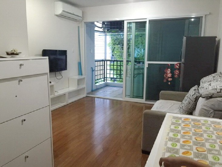 FOR RENT (สำหรับเช่า) Ables Condo Ladprao 27 / 2 beds 1 bath / 45 Sqm.**16,000** Fully Fur