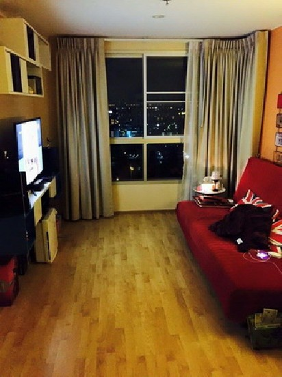 FOR RENT (สำหรับเช่า) U-Delight Pattanakarn / 1 bed / 35 Sqm.**15,000** High Floor. Fully
