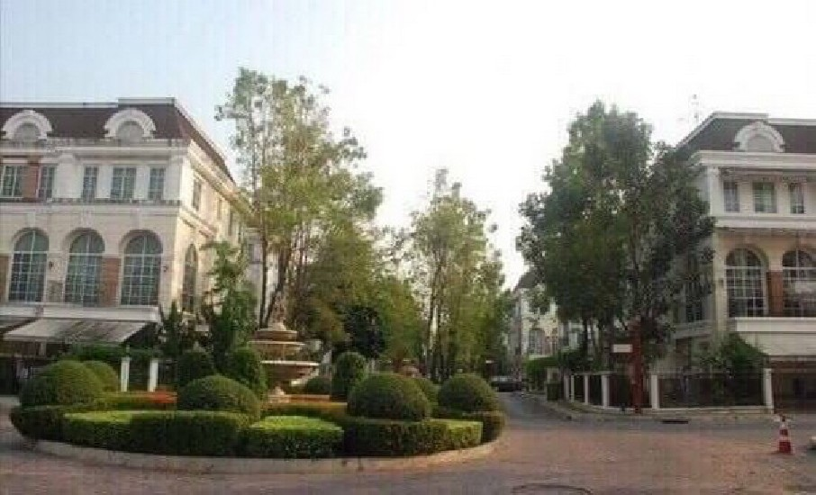 FOR RENT (สำหรับเช่า) Plus City Park Huamark / 3 beds 4 baths / 22 Sqw.**32,000** Fully Fu