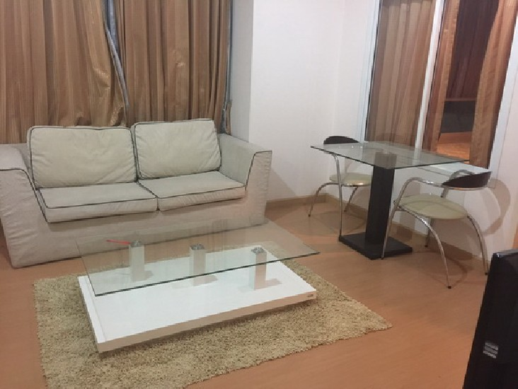 FOR RENT (สำหรับเช่า) Life Thapra / 1 bed / 42 Sqm.**10,000**Fully Furnished. Corner Unit.