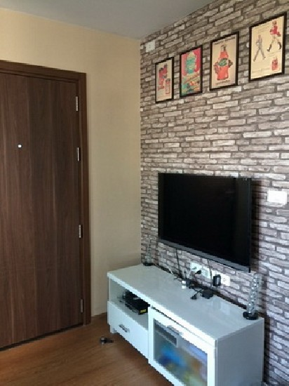 FOR RENT (สำหรับเช่า) THE BASE SUKHUMVIT 77 / 1 bed / 31 Sqm.**14,000** Fully Furnished. N