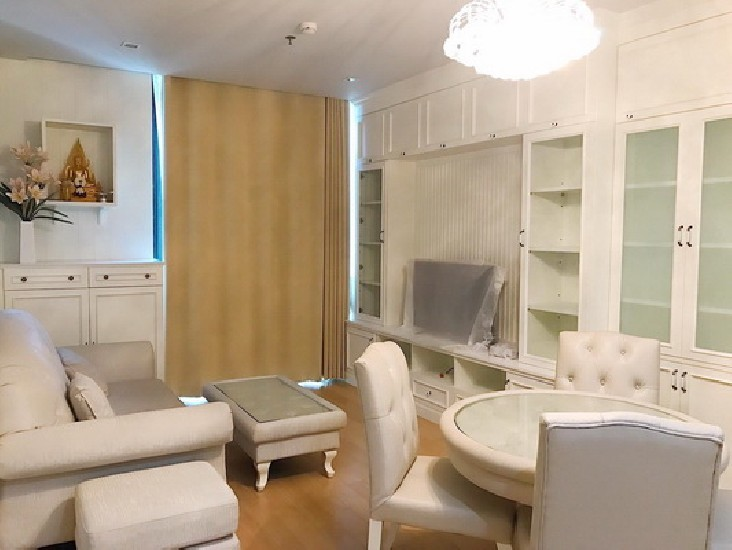 (เช่า) FOR RENT NOBLE RED / 2 beds 1 bath / 67 Sqm.**48,000** Fully Furnished. White Tone