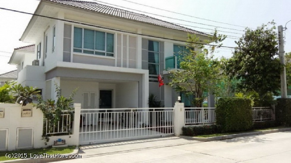 (เช่า) FOR RENT LIFE BANGKOK BOULEVARD WONGWAEN-RAMA 9 / 3 beds 3 baths / 50 Sqw.**35,000*