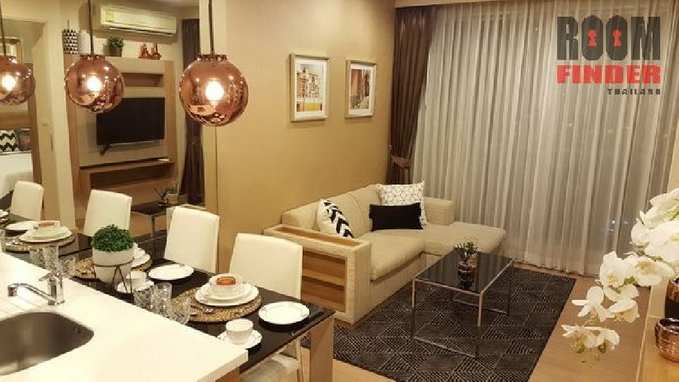 (เช่า) FOR RENT RHYTHM SUKHUMVIT 50 / 1 bed / 45 Sqm.**32,000** Amazing Decorated. New Uni