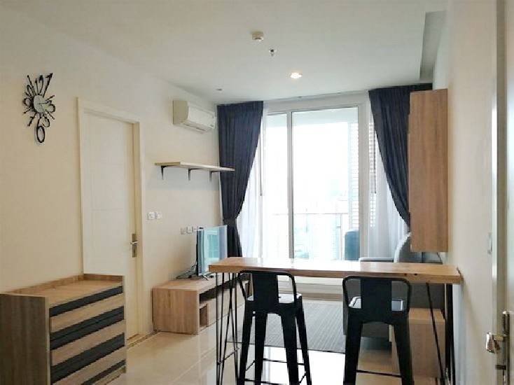 (เช่า) FOR RENT TC GREEN RAMA 9 / 1 bed / 40 Sqm.**19000** Premium Decorated. High Floor.
