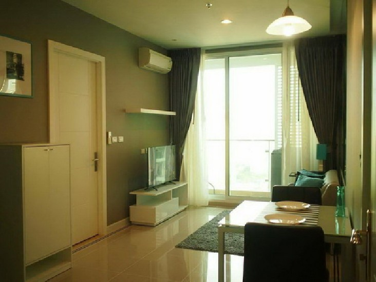 (เช่า) FOR RENT TC GREEN RAMA 9 / 1 bed / 39 Sqm.**19,000** High Floor. Amazing Decorated