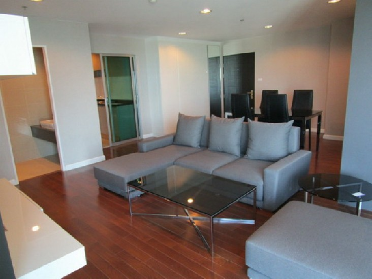 (เช่า) FOR RENT BELLE GRAND RAMA 9 / 3 beds 2 baths / 101 Sqm.**60,000** Partly Furnished.