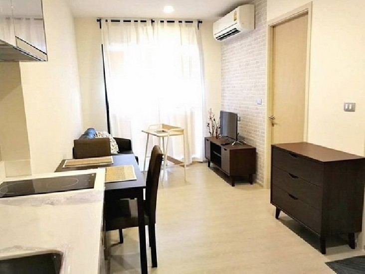 (เช่า) FOR RENT RHYTHM ASOKE II / 1 bed / 30 Sqm.**17,000** Fully Furnished. BRAND NEW CON