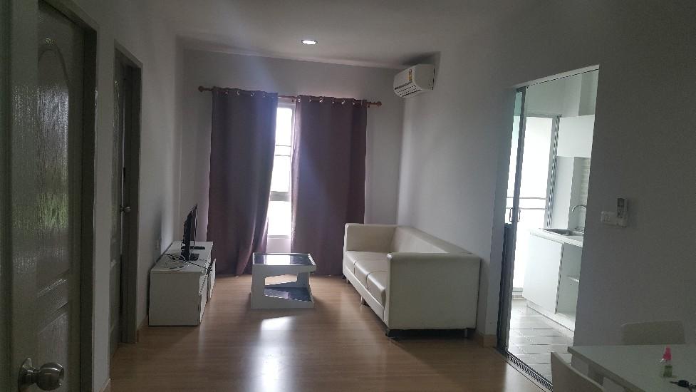 ให้เช่าคอนโดเดอะคิทท์-ติวานนท์ ตึกA2 ชั้น4 ห้องมุม แบบ 2ห้องนอน 59 ตรม. เดือนละ 9,000 บาท
