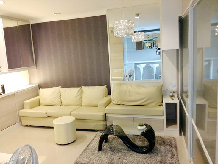 (ขาย) FOR SALE LUMPINI PLACE RAMA 9 / 1 bed / 39 Sqm**3.65 MB** Fully Furnished. High Floo