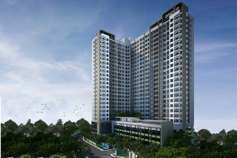 For rent and Sale Condo Aspire Sathorn-Taksin Timber Zone High Floor Only 10K