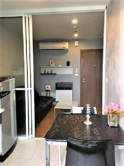 (เช่า) FOR RENT THE BASE SUKHUMVIT 77 / 1 bed / 30 Sqm.**14,000** Fully Furnished. High Fl