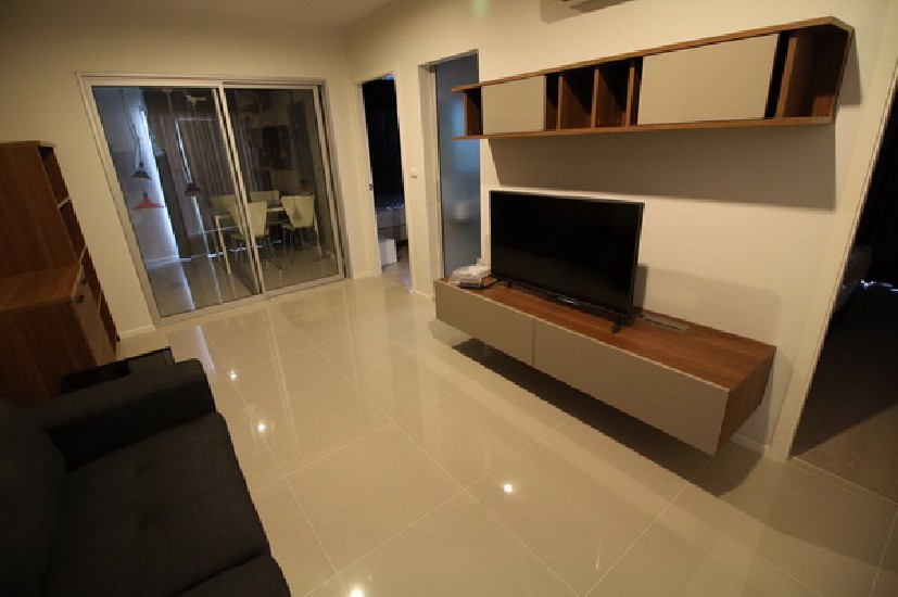 (เช่า) FOR RENT ASIRE RAMA 9 / 2 beds 1 bath / 50 Sqm.**25,000** Fully Furnished. Nice Dec