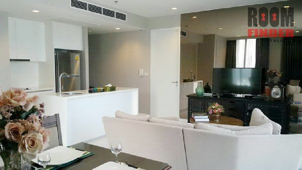 (เช่า) FOR RENT NARA 9 CONDOMINIUM / 2 beds 2 baths / 78 Sqm.**50,000** Amazing Decorated.