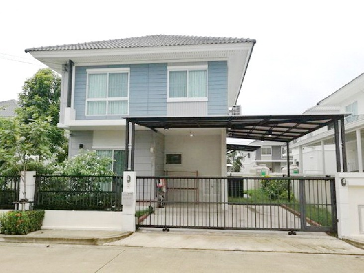 (เช่า) FOR RENT PERFECT PARK RAMA 5 BANGYAI / 3 beds 2 baths / 50 Sqw.**25,000** Fully Fur