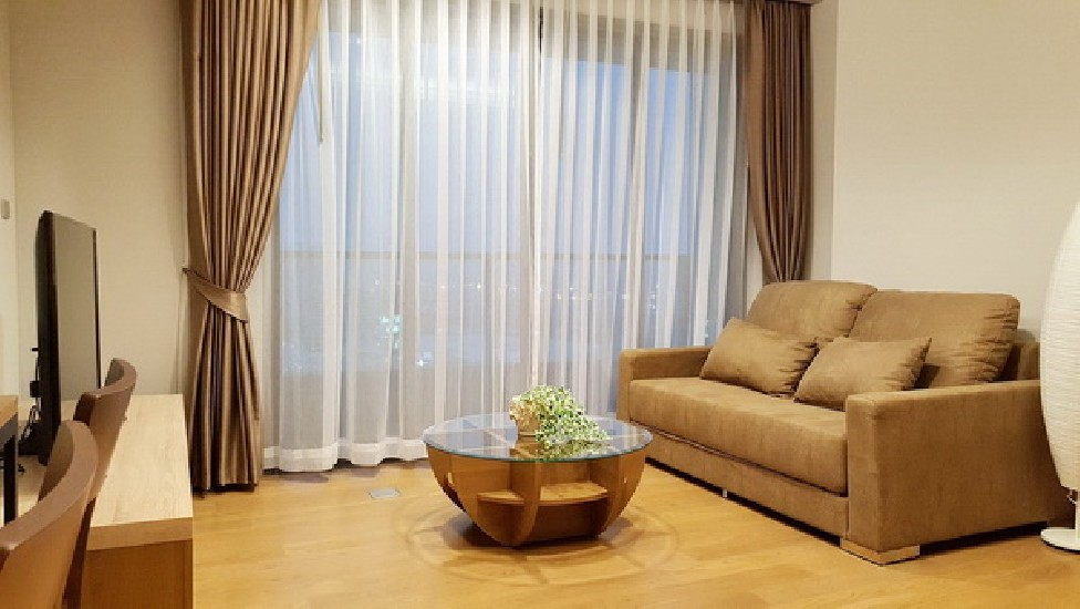 (เช่า) FOR RENT THE LUMPINI SUKHUMVIT 24 / 2 beds 2 baths / 55 Sqm.**59,000** Fully Furnis