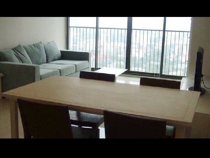 (เช่า) FOR RENT NOBLE SOLO THONGLOR / 2 beds 2 baths / 80 sqm.**40,000** High Floor. Fully