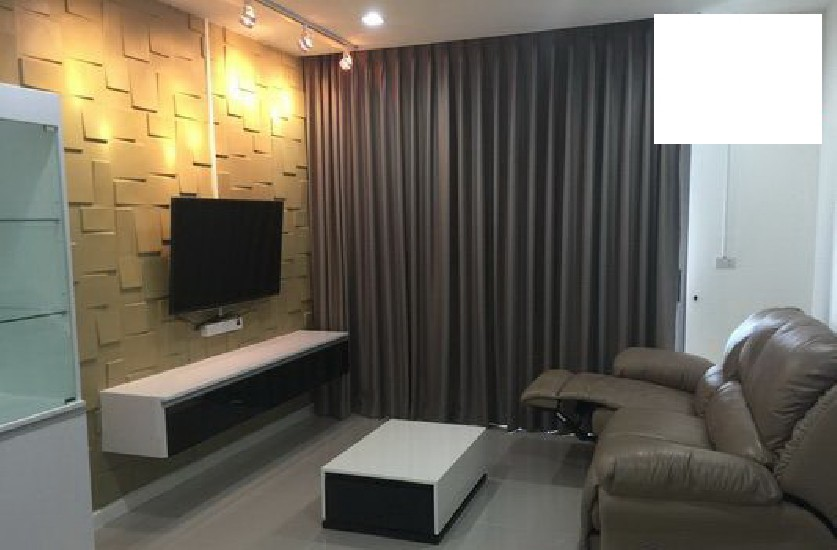 (เช่า) FOR RENT STARVIEW RAMA 3 / 2 beds 2 baths / 77 Sqm.**40,000** High Floor. Facing Ri