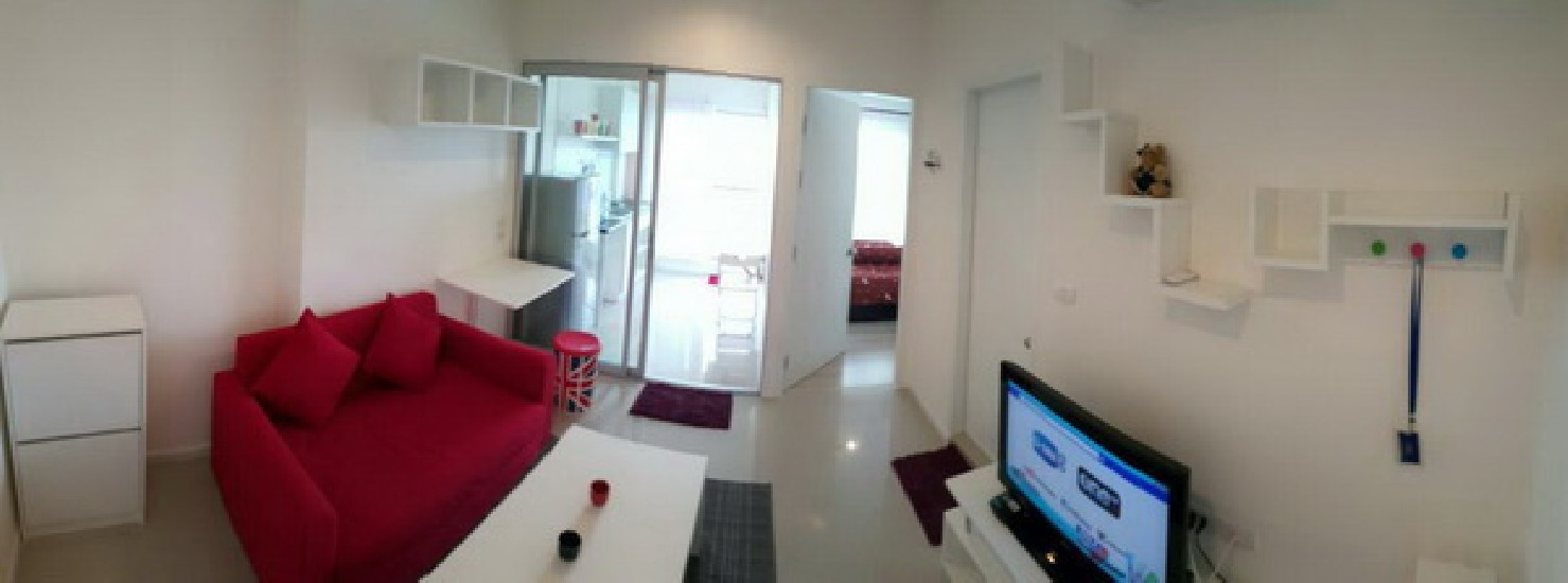 (เช่า) FOR RENT ASPIRE SUKHUMVIT 48 / 1 bed / 32 Sqm.**16,000** Fully Furnished. Nice Deco