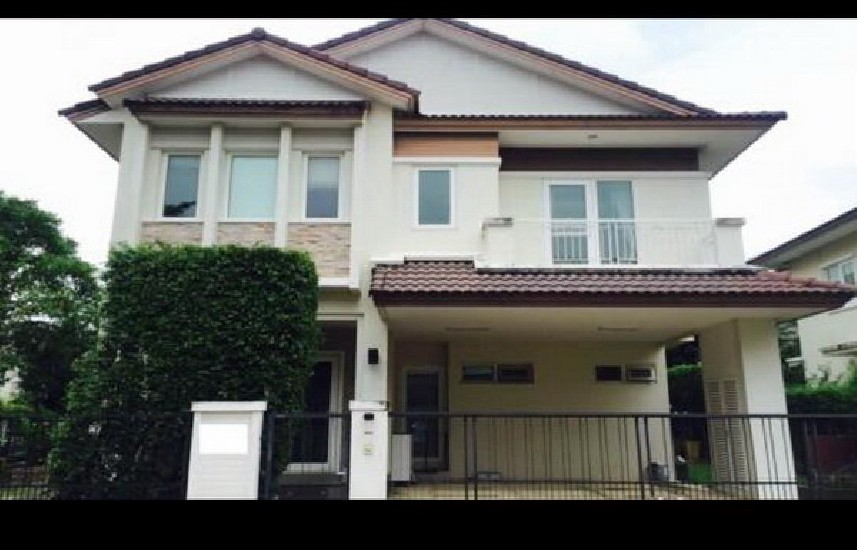 (เช่า) FOR RENT MANTANA BANGNA KM.13 / 4 beds 3 baths / 75 Sqw.**35,000** Fully Furnished.