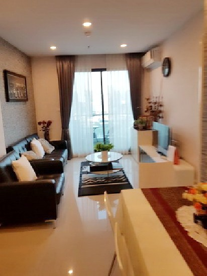 (เช่า) FOR RENT SUPALAI PREMIER ASOKE / 1 bed / 50 sqm.**30,000** Fully Furnished. High Fl