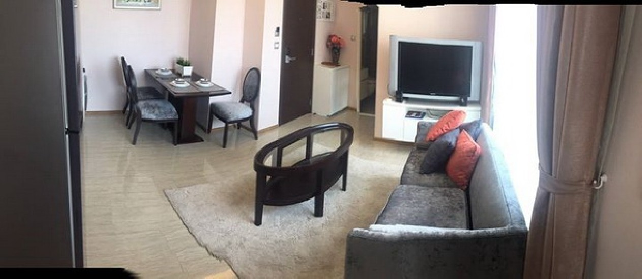 (เช่า) FOR RENT H CONDO SUKHUMVIT 43 / 2 beds 2 baths / 67 Sqm.**55,000** Fully Furnished.