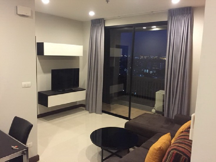 (เช่า) FOR RENT VISTA GARDEN SUKHUMVIT 71 / 2 beds 2 baths / 70 Sqm.**34,000** High Floor.