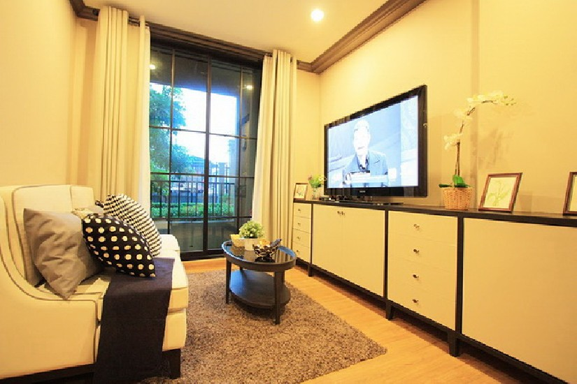 (เช่า) FOR RENT THE RESERVE KASEMSAN / 1 bed / 39 Sqm.**25,000** Modern Decorated. Amazing