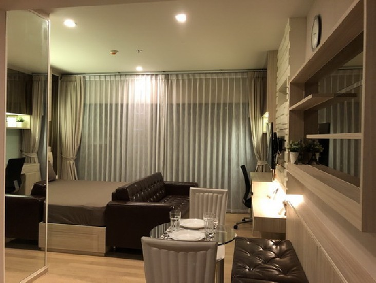 (เช่า) FOR RENT NOBLE REFINE SUKHUMVIT 26 / Studio / 32 Sqm.**27,000** Modern Decorated. H