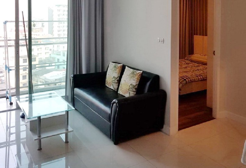 (เช่า) FOR RENT THE BLOOM SUKHUMVIT 71 / 2 beds 1 bath / 48 Sqm.**25,000** Fully Furnished