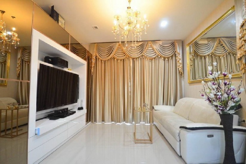 (เช่า) FOR RENT STARVIEW RAMA 3 / 2 beds 2 baths / 77 Sqm.**48,000** High Floor. RIVER VIE