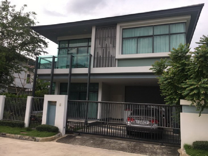 (เช่า) FOR RENT SETTHASIRI CHAENGWATTANA / 3 beds 3 baths / 60 Sqw.**35,000** Partly Furni