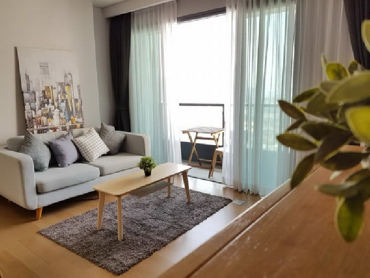 (เช่า) FOR RENT THE LUMPINI 24 / 2 beds 2 baths / 54 Sqm.**52,000** High Floor. Amazing Cl