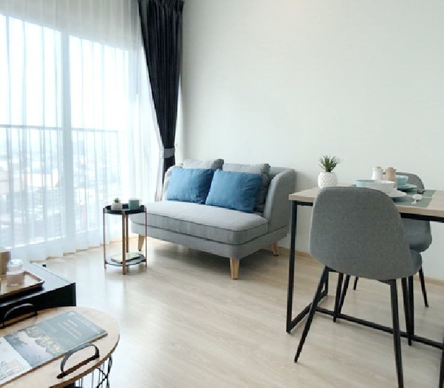 (เช่า) FOR RENT NOBLE REVOLVE RATCHADA / 1 bed / 26 Sqm.**16,000** NEW ROOM. Fully Furnish