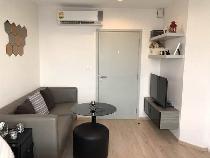 (เช่า) FOR RENT IDEO SATHORN-THAPRA / Studio / 22 Sqm.**12,000** High Floor. Fully Furnish