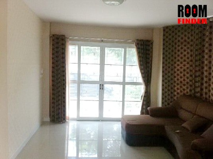 (เช่า) FOR RENT PERFECT PLACE RATTANATHIBET / 3 beds 3 baths / 52 Sqw.**22,000** Partly Fu