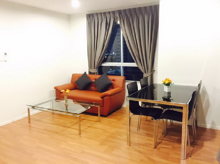 (เช่า) FOR RENT LUMPINI PARK RAMA 9 / 1 bed / 37 Sqm.**15,000** Fully Furnished. High Floo