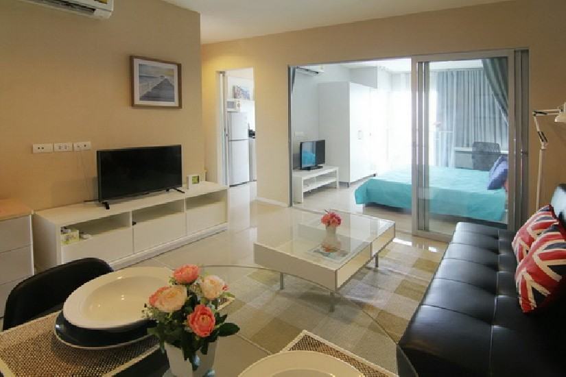 (เช่า) FOR RENT ASPIRE SUKHUMVIT 48 / 1 bed / 38 Sqm.**16,000** Fully Furnished With Washe