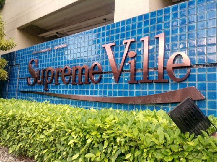 Supreme Ville Condo For Rent In Sathorn