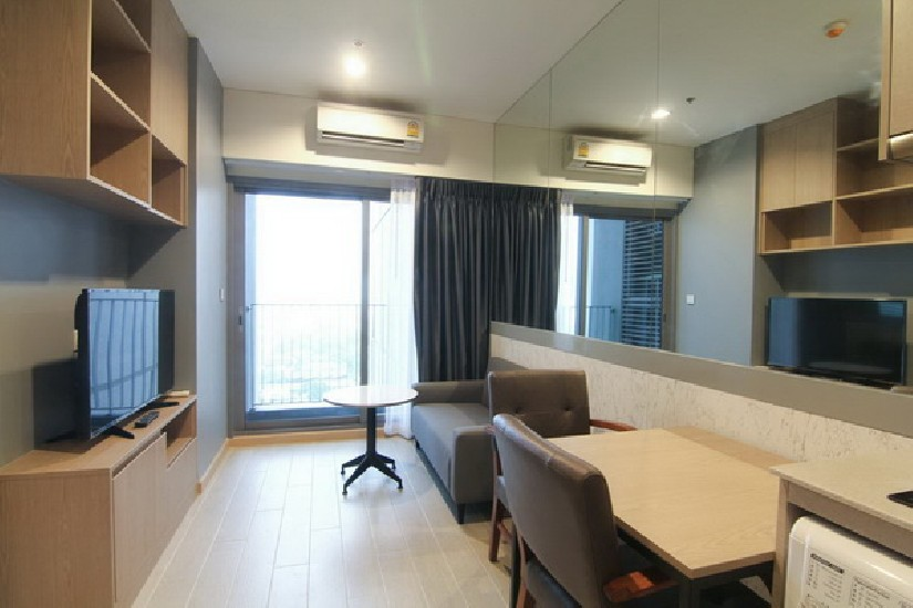 (เช่า) FOR RENT WHIZDOM CONNECT SUKHUMVIT / 1 bed / 28 sqm.**16,000** Fully Furnished. BRA