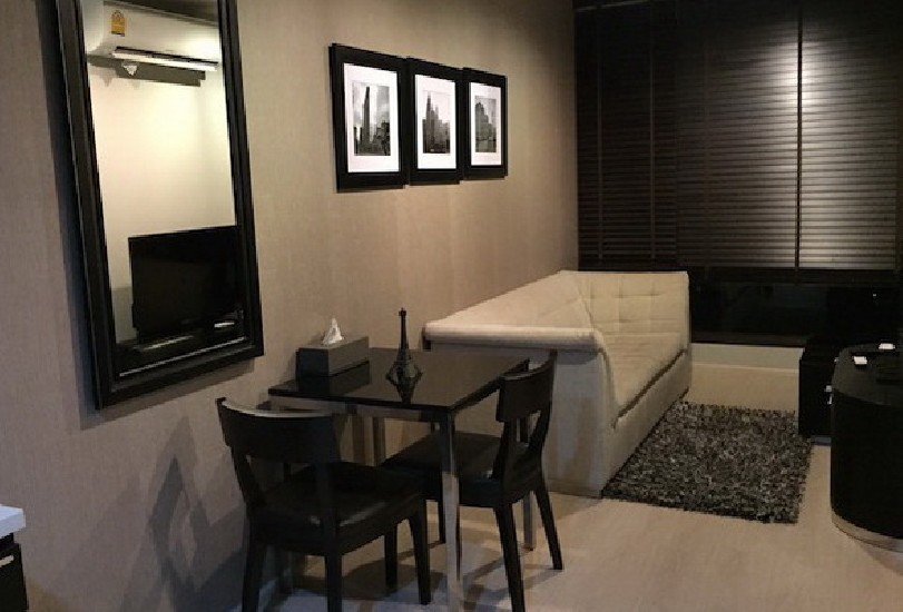 (เช่า) FOR RENT RHYTHM SUKHUMVIT 44/1 / 1 bed / 35 Sqm.**25,000** Fully Furnished. High Fl