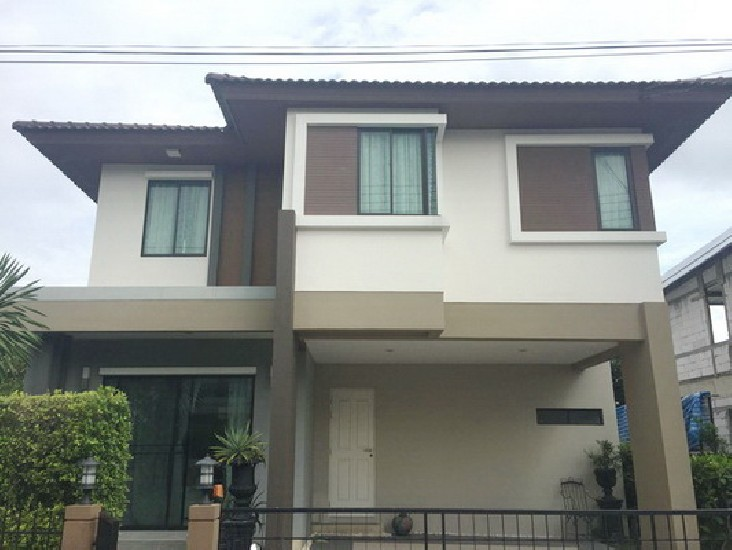 (เช่า) FOR RENT HABITIA RATCHAPRUK / 3 beds 3 baths / 63 Sqw.**36,000** Luxury Decorated.