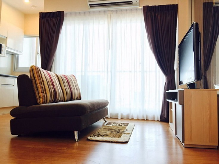 (เช่า) FOR RENT THE PARKLAND BANGKHAE / 1 bed / 35 Sqm.**11,500** Fully Furnished With Was