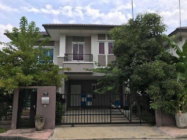 (เช่า) FOR RENT THE PLANT RAMA 9-WONGWAEN / 3 beds 3 baths / 57 Sqw.**25,000** Fully Furni